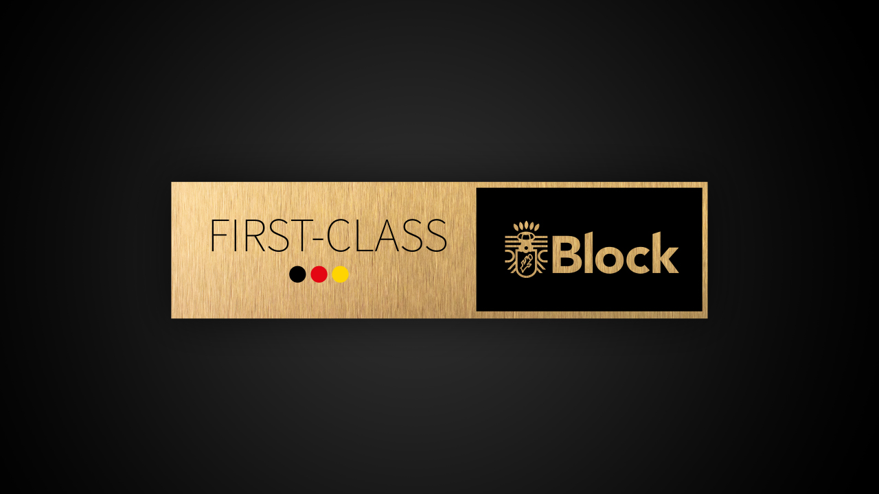 Wir haben ein Video hochgeladen in dem wir Ihnen unser First-Class Konzept noch einmal erklären!