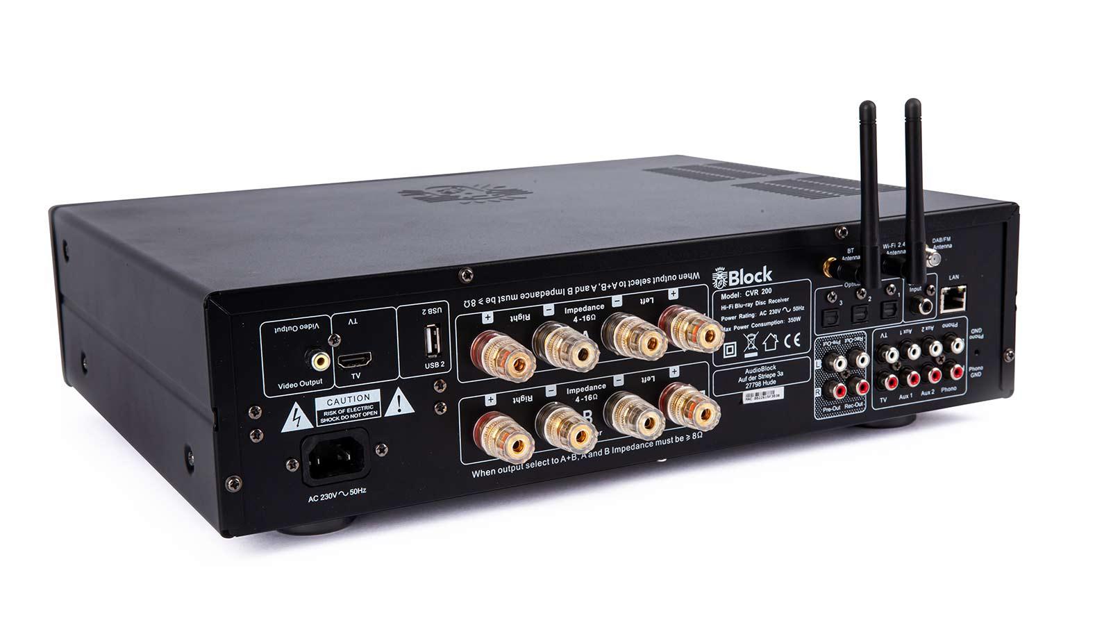 Block CVR-200